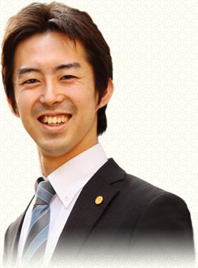 代表小田島達也の写真